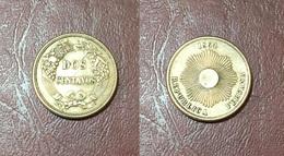 PEROU - 2 CENTAVOS 1864 - Pérou