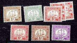 Hong Kong ** Lot Taxe - 1997-... Région Administrative Chinoise