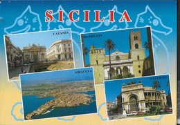 SICILIA - VEDUTE VARIE - VIAGGIATA 2007 - Sin Clasificación