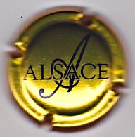 Capsule De Crémant D'Alsace - Générique - Sparkling Wine