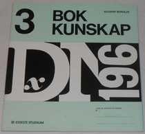 Bokkunskap - Häfte 3 Av Ragnar Schulze; Från 70-talet - Books, Magazines, Comics