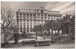 LA CORUNA, Hotel Embajador, Ambassador Hotel, Spain, 1954 Used Real Photo Postcard [21632] - La Coruña