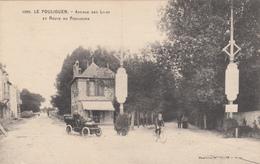 44 - LE POULIGUEN - Avenue Des Lilas Et Route Du Pouliguen - Le Pouliguen