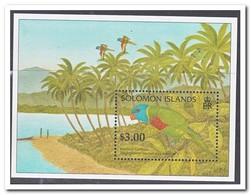 Solomon Eilanden 1995, Postfris MNH, Birds - Solomoneilanden (1978-...)