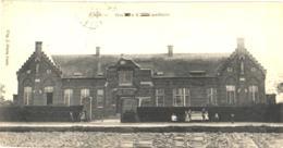 Linth = Lint1 Oude Postkaart , Verdeelde Rug 25/8/1914 ,  Gods Gasthuis Uitgever SLUYTS Service Militaire Londerzeel - Lint