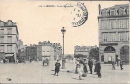 LIMOGES. Place Boucherie - Limoges