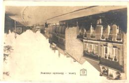 Linth = Lint 1 Oude Postkaart C1910 à 1914 , Niet Zo Duidelijk Op De Zegel, FOTOKAART  : HOVESCHE STEENWEG Lantaarnpaal - Lint