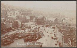 Tramways Centre, Bristol, C.1910s - RP Postcard - Bristol
