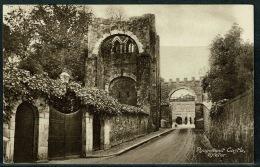 RB 1213 -  Early Postcard - Rougemont Castle Exeter - Devon - Exeter