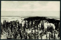 RB 1213 - Real Photo Postcard - Snow Scene - Koli Finland - Finland