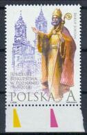 Polen '1050 J. Bistum Posen' / Poland '1050th Ann. Of The Bishopric Of Poznan' **/MNH 2018 - Christianisme