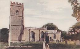 RODNEY STOKE CHURCH - England
