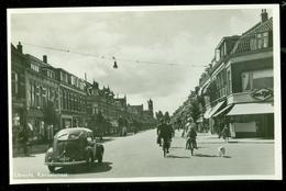 NEDERLAND ANSICHTKAART * UTRECHT *  Fotokaart * Kanaalstraat Met Winkels En VW Kever   (3894e) - Utrecht
