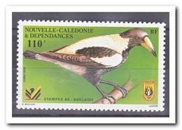 Nieuw Caledonië 1986, Postfris MNH, Birds - Nieuw-Caledonië