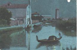 Italie - Veneto - Venezia (Venice) - Canale Del Torcello - Venezia (Venice)