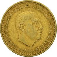 Monnaie, Espagne, Francisco Franco, Caudillo, Peseta, 1971, TB+ - [ 5] 1949-… : Royaume