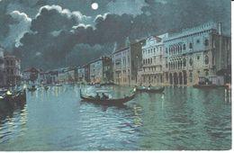 Italie - Veneto - Venezia (Venice) - Canal Grande - Palazzo Cà D'Oro - Venezia (Venice)