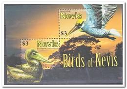 Nevis, Postfris MNH, Birds - St.Kitts En Nevis ( 1983-...)