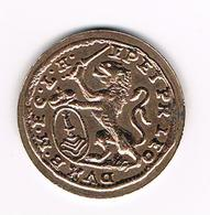 &-   COPIE - SCHELLING ( ESCALIN ) JOHAN THEODOR VAN BEIEREN 1752 - Souvenirmunten (elongated Coins)