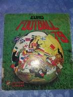 Euro Football 1979. Album Complet Toutes Les Vignettes Présentes. - Panini