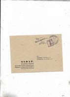 Brief Von Der Kreisleitung Der NSDAP Nach Ismaning 1943! - Deutschland