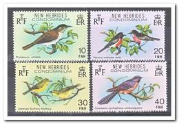 Nieuwe Hebriden 1980, Postfris MNH, Birds - Engelse Legende