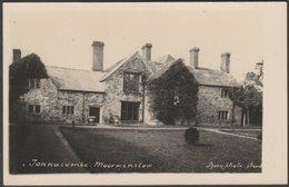 Tonnacombe, Moorwinstow, Cornwall, C.1910 - Thorn RP Postcard - England