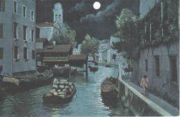 Italie - Veneto - Venezia (Venice) - Squero S. Trovaso - Venezia (Venice)