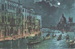 Italie - Veneto - Venezia (Venice) - Serenata Nel Canal Grande - Venezia (Venice)