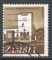 Zambia 1968. Scott #42 (U) National Museum, Livingstone * - Zambie (1965-...)