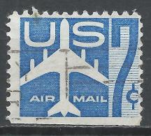 United States 1958. Scott #C51a (U) Silhouettte Of Jet Airliner * - Poste Aérienne