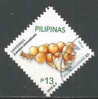 Philippines 2015. Scott #3576 (U) Lanzones, Fruits * - Philippines