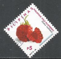 Philippines 2017. Scott #3652a (U) Wild Raspberry, Fruits * - Philippines