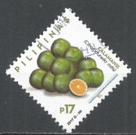 Philippines 2017. Scott #3658a (U) Calamansi, Fruits * - Philippines