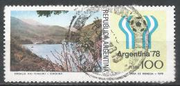 Argentina 1978. Scott #1181 (U) View Of Rio Tercero Dam Cordoba * - Argentine