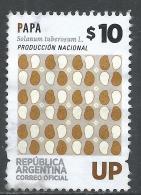 Argentina 2016. Scott #2801 (U) Vegetable's Solanum Tuberosum * - Oblitérés