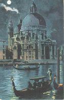 Italie - Veneto - Venezia (Venice) - Chiesa Della Salute - Venezia (Venice)