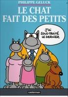 Le Chat Fait Des Petits De Geluck (Le Chat T20). EO. - Geluck