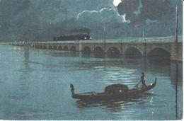 Italie - Veneto - Venezia (Venice) - Ponte Della Ferrovia - Venezia (Venice)