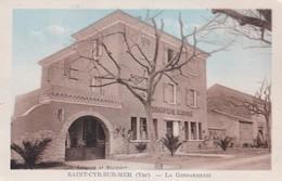 83 / SAINT CYR SUR MER / LA GENDARMERIE - Saint-Cyr-sur-Mer