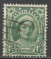 Australia 1942. Scott #192 (U) Queen Elizabeth * - 1937-52 George VI