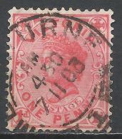 Australian States-Victoria 1901. Scott #194a (U) Queen Victoria * - 1850-1912 Victoria
