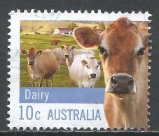 Australia 2012. Scott #3670 (U) Farm Product, Dairy Cows * - 2010-... Elizabeth II