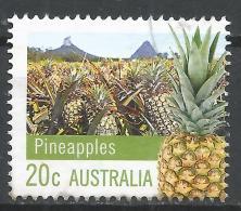 Australia 2012. Scott #3671 (U) Farm Product, Pineapples * - 2010-... Elizabeth II