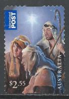 Australia 2013. Scott #4018 (U) Christmas, Adoration Of The Shepherds * - 2010-... Elizabeth II