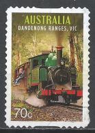 Australia 2015. Scott #4264 (U) Tourist Attraction, Steam Train, Dandenong Ranges * - 2010-... Elizabeth II