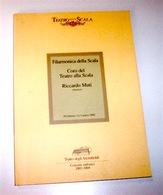 Musica Libri - Coro Muti Filarmonica Arcimboldi Teatro Scala St. 2004 - Non Classificati
