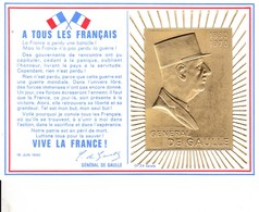Carte Postale Premier Jour De Gaulle Lille Février 90 - 1990-1999