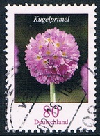 Allemagne Fédérale - Fleur : Primevère Denticulée 2932 (année 2014) Oblit. - Oblitérés