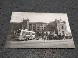 ANTIQUE POSTCARD SPAIN MADRID PLAZA DE TOROS DE LAS VENTASCIRCULATED  1951 - Madrid
